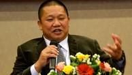 Chủ tịch HĐQT Tập đoàn Hoa Sen Lê Phước Vũ.