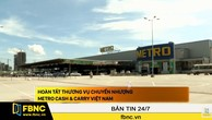 Hoàn tất thương vụ chuyển nhượng Metro Cash & Carry Việt Nam