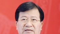 Bộ trưởng Bộ Xây dựng Trịnh Đình Dũng: Chủ động dự báo trước các kịch bản thị trường