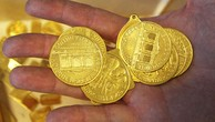 Chứng khoán kéo giá vàng đi xuống