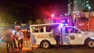 Nổ chợ đêm Philippines, 10 người chết