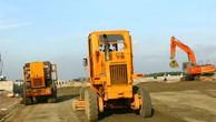 Hiếu Hưng làm đường từ Quốc lộ 32 đến xã Kim Chung