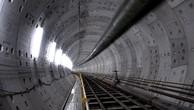 Hầm metro thứ 2 ở Sài Gòn sắp hoàn thành