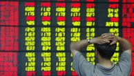 Nỗi lo tăng trưởng giảm tốc và chiến tranh thương mại đang đè nặng tâm trí giới đầu tư chứng khoán Trung Quốc.