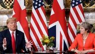 Ông Trump nhất trí với chiến lược Brexit của Thủ tướng Anh