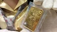 Giá vàng miếng trong nước tiếp tục đắt hơn thế giới