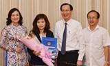 Điều động, bổ nhiệm nhân sự TPHCM