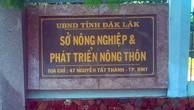 """Tiểu dự án Sửa chữa hệ thống kênh chính Ea Kao (Đắk Lắk): """"Nhắm mắt"""" chọn nhà thầu?"""