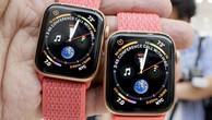Chiếc Apple Watch thế hệ thứ tư mà Apple trình làng mới đây.