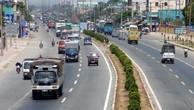 Dự án Cải tạo, nâng cấp Quốc lộ 1A đoạn Văn Điển - Ngọc Hồi (Hà Nội) dài khoảng 3,8 km, có tổng mức đầu tư gần 888 tỷ đồng. Ảnh: Huy Hùng