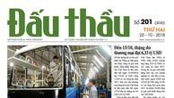 Báo Đấu thầu số 201 ra ngày 22/10/2018