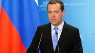 Thủ tướng Nga Dmitry Medvedev. (Nguồn: therahnuma.com)