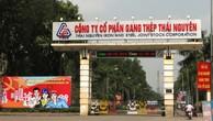 Tổng vay nợ tại thời điểm cuối quý III/2018 của Công ty Gang thép Thái Nguyên là 5.696 tỷ đồng