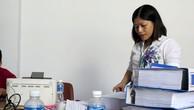 Dự án Mua sắm trang thiết bị 12 phòng thí nghiệm chuyên ngành công nghệ sinh học do Trung tâm Công nghệ sinh học TP.HCM mời thầu. Ảnh: Văn Huyền
