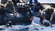 Máy bay Boeing 737 MAX 8 của hãng hàng không Lion Air rơi xuống biển hôm 29/10 khiến 189 người thiệt mạng.