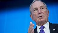 Tỷ phú Michael Bloomberg - Ảnh: Bloomberg.