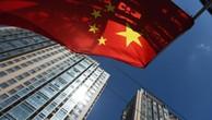 Bên ngoài một chung cư ở Bắc Kinh (Trung Quốc). Ảnh:AFP