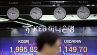 Thị trường chứng khoán châu Á biến động nhẹ sáng 17/12. Ảnh minh họa: TTXVN