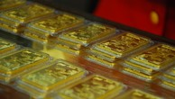 Giá vàng miếng tăng theo thế giới