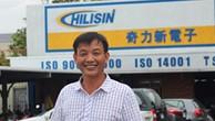 Ông Nguyễn Xuân Đông - Chủ tịch kiêm Tổng giám đốc An Quý Hưng