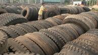 Hải quan TP.HCM đấu giá 19 container lốp xe ô tô cũ nhập khẩu