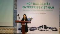 Thương hiệu cho thuê xe Enterprise chính thức gia nhập thị trường Việt Nam