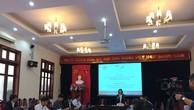 Hội thảo Cách mạng công nghiệp 4.0 và các ngành công nghệ mới ở Việt Nam diễn ra sáng ngày 21/11, tại Hà Nội.