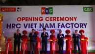 Khánh thành và ra mắt sản phẩm bê tông lắp ghép của Nhà máy HRC