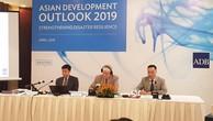 ADB: Việt Nam tăng trưởng 6,8% năm 2019, giảm nhẹ so với năm 2018