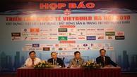 Vietbuild Hà Nội 2019 thu hút 161 doanh nghiệp và các tập đoàn nước ngoài. Ảnh: Bích Thủy