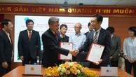 Lễ ký kết hợp đồng gói thầu số 1 xây dựng nhà máy nước thải Yên Xá – Hà Nội
