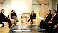 Chủ tịch nước gặp lãnh đạo các đảng cánh tả Italy