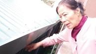 Tranh chấp với cư dân khu nhà H, chủ đầu tư Chung cư E4 Yên Hòa xuống nước