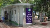 Dự án xây 1.000 nhà vệ sinh công cộng ở Hà Nội bị phản đối thi công