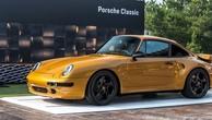 Kịch tính màn đấu giá siêu xe cổ hồi sinh của Porsche