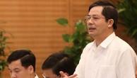 Giám đốc Sở Nội vụ Hà Nội Trần Huy Sáng.
