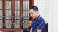 Bị cáo Đặng Thái Phi tại phiên tòa.