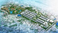 Phối cảnh dự án Eco City. Ảnh: Internet.