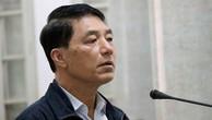 Ông Trần Việt Tân tại phiên tòa sơ thẩm. Ảnh: TTXVN.