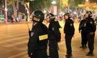Hàng nghìn cảnh sát cơ động sẽ tham gia bảo vệ Hội nghị Mỹ - Triều