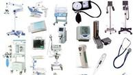 Ngày 6/3/2019, đấu giá 4 máy móc thiết bị y tế tại Hà Nội