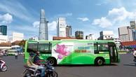 Vì sao đấu giá quảng cáo trên thân xe buýt tại TP.HCM ế ẩm?