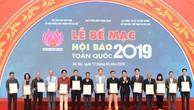 Báo Đấu thầu giành hai giải thưởng tại Hội báo toàn quốc 2019