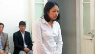 Phùng Thị Thanh tại tòa sơ thẩm.