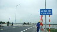 Quảng Nam chuẩn bị lựa chọn nhà thầu xây cầu Giao Thủy