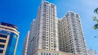 Chung cư cao cấp Hòa Bình Green City (505 Minh Khai, phường Vĩnh Tuy, quận Hai Bà Trưng) của Công ty TNHH Hòa Bình từng được quảng cáo dát vàng nhưng nằm trong danh sách các công trình tồn động vi phạm xây dựng.