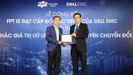 FPT IS trở thành đối tác cao cấp nhất của Dell EMC