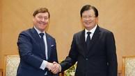 Nhà đầu tư hàng đầu Australia mong muốn phát triển năng lượng tái tạo tại Việt Nam