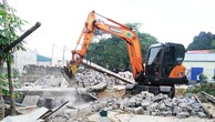 Ngày 4/5/2019, đấu giá vật liệu thu hồi từ việc tháo dỡ Trụ sở cơ quan tại thành phố Cần Thơ
