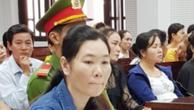 Bị cáo Trương Thị Thúy.